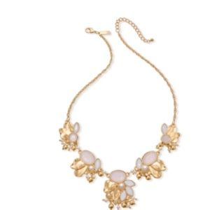 CATHERINE STEIN for INC Gold-Tone Faux  Necklace